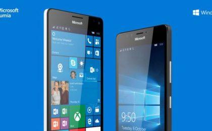 Lumia 950 XL vs Nexus 6P: scontro tra giganti