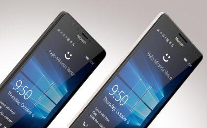 Lumia 950 XL vs HTC One M9: il confronto