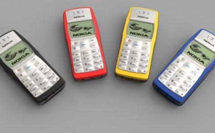 Il cellulare più venduto di sempre? Il mitico Nokia 1100