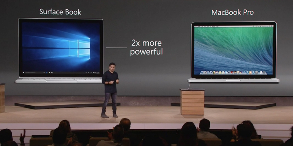 surface book macbook pro