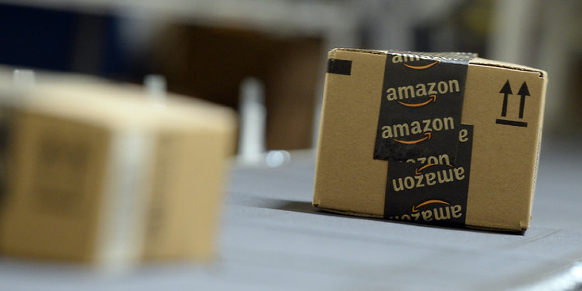 Consegne Amazon
