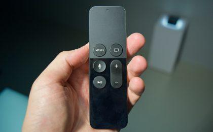 Apple TV 2015: se cade il telecomando si distrugge