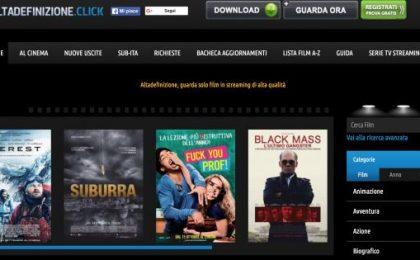 Altadefinizione: film gratis in streaming online