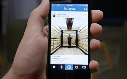 Instagram, arriva il supporto ad account multipli