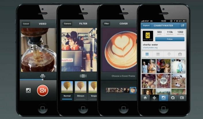 Instagram canale video, una nuova funzionalità