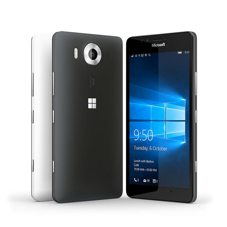 Lumia 950 natale