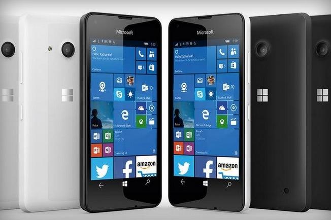 Lumia 550: prezzo, scheda e uscita dell'entry Windows 10