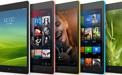 I migliori 5 tablet cinesi per il Natale 2015