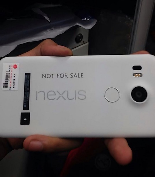 Nexus 5 2015 nuova foto