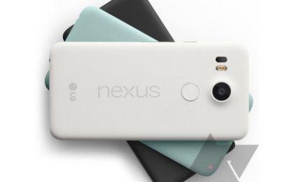 Nexus 5x: prezzo, uscita per l'Italia e la scheda tecnica