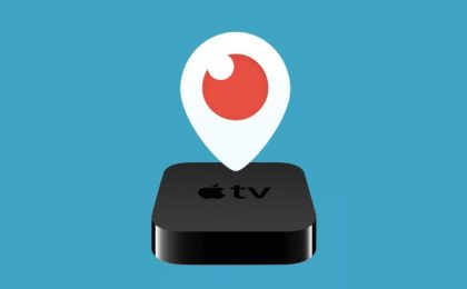 Periscope arriva su Apple TV