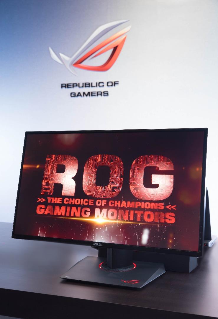 ROG monitor