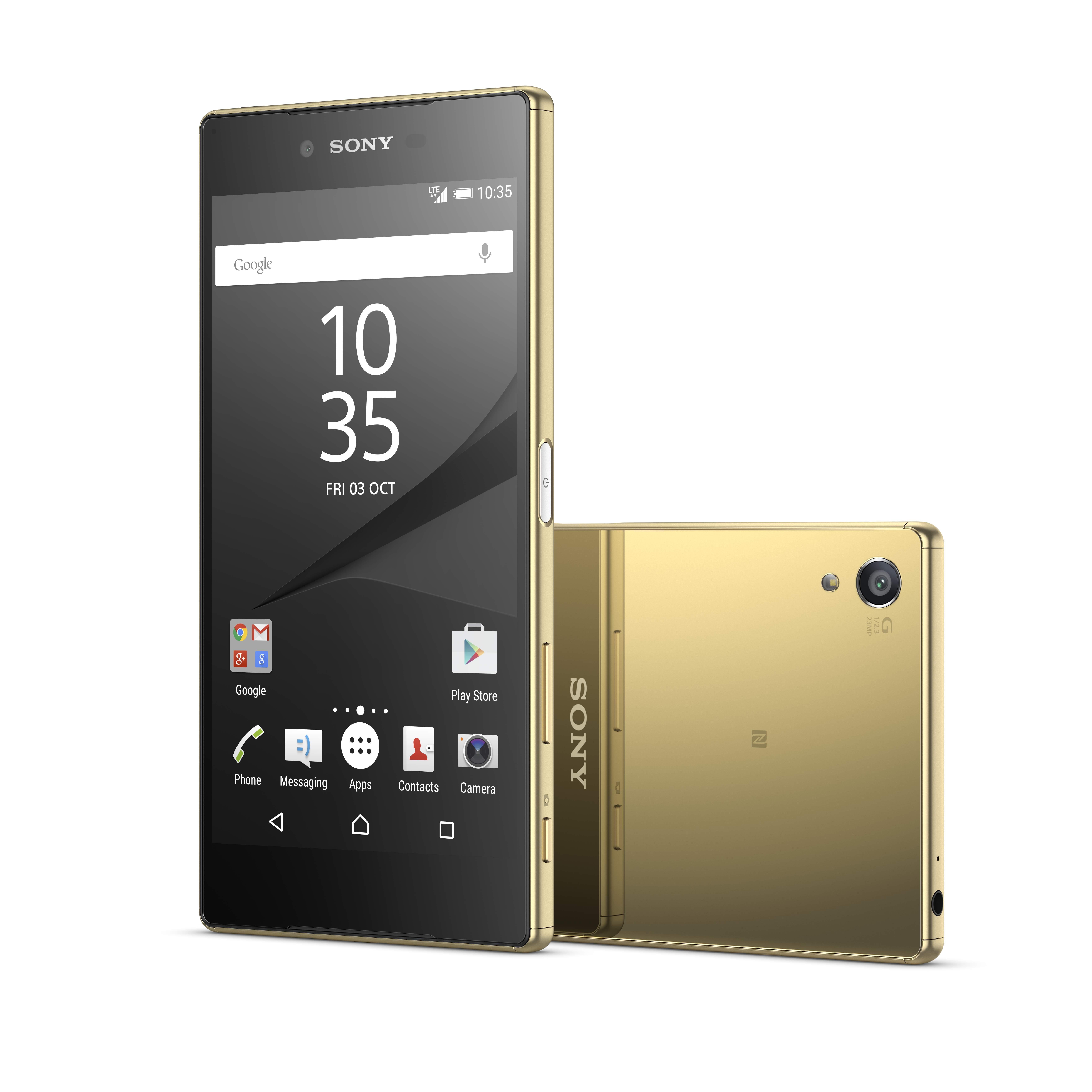 Sony Xperia Z5 natale