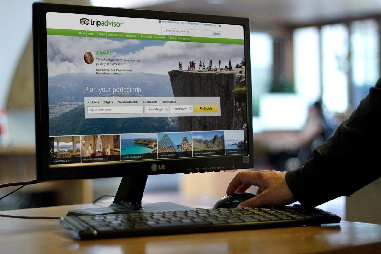 Google: TripAdvisor e Yelp penalizzati per un bug