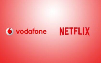Vodafone Christmas Card 2015 con Netflix: prezzi e dettagli