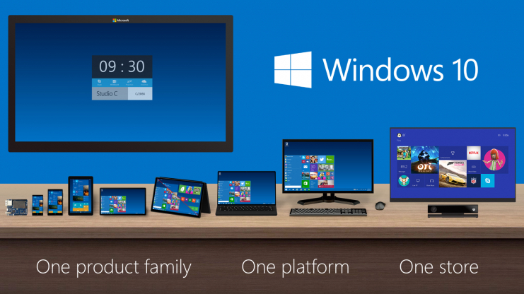 Windows 10 multipiattaforma