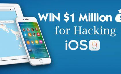 iOS 9: il bug che frutta agli hacker 1 milione di dollari