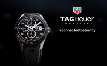 Tag Heuer Connected: lo smartwatch di lusso da 1350 euro