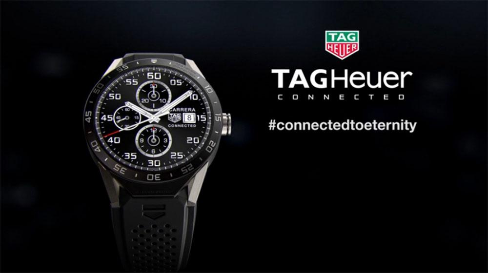 Tag Heuer Connected: lo smartwatch di lusso da 1350 euro