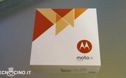 La nostra video recensione di Moto X Force