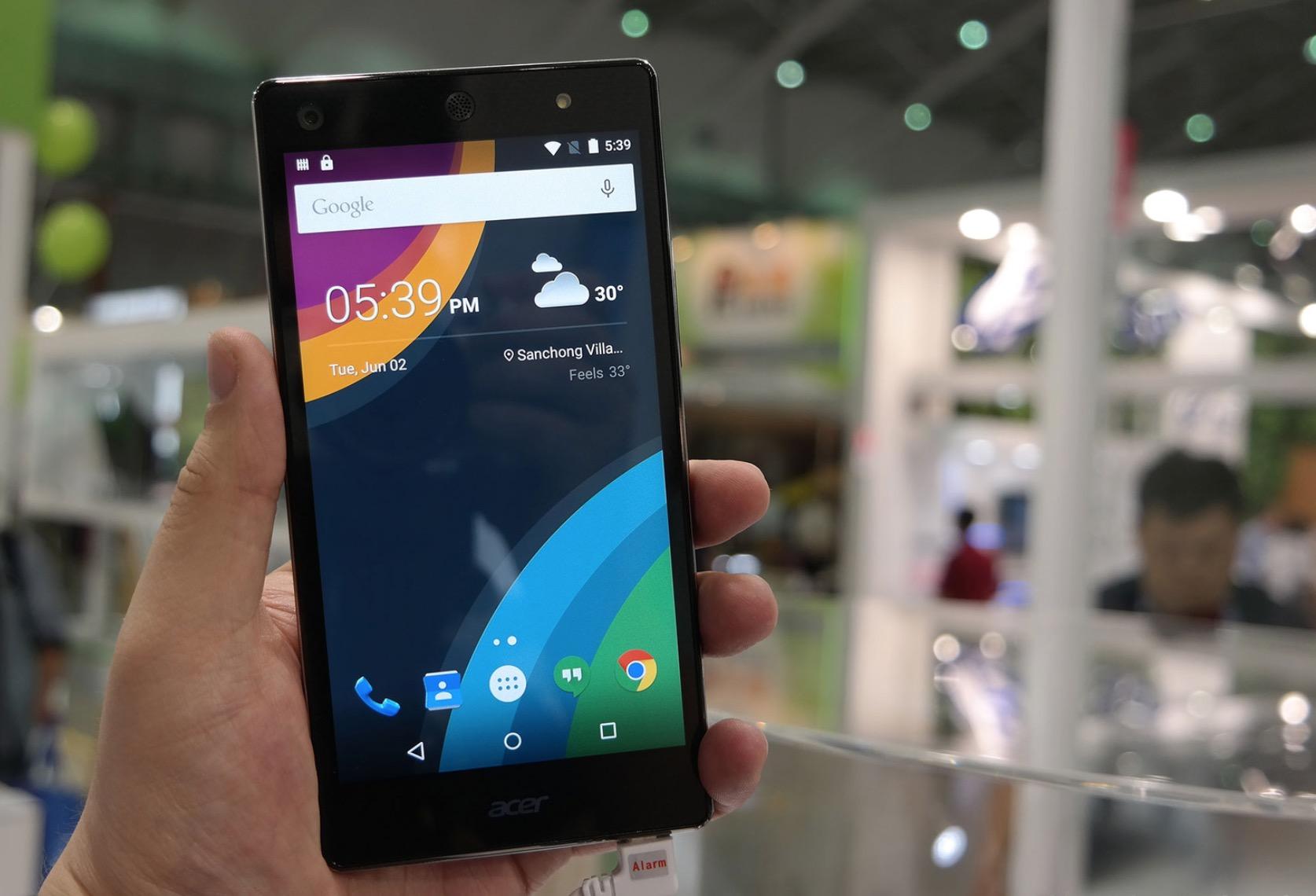Acer Liquid X2: il nuovo smartphone con tre SIM