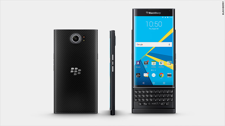 BlackBerry Priv in uscita in Italia: prezzo e scheda ufficiali