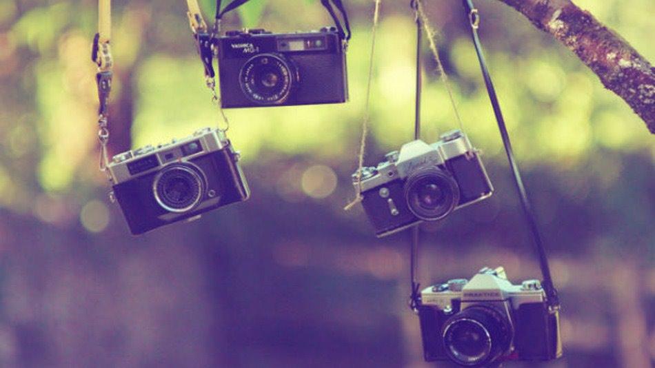 Fotocamere e effetti Instagram