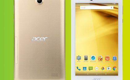Acer Iconia Talk 7: prezzo e scheda del tablet low-cost