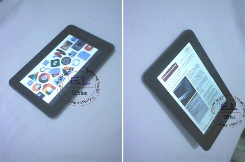 Nexus 8 foto rubata