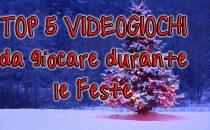 TOP 5 videogiochi per le vacanze di Natale 2015