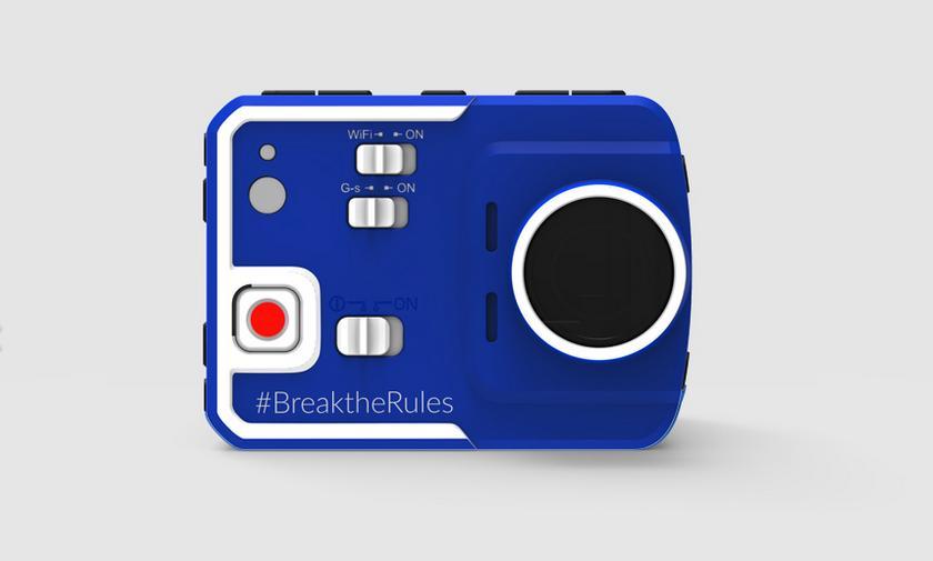 Stonex Cam: prezzo, uscita e scheda ufficiali della actioncam 4k