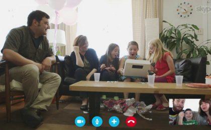Novità Skype, videochiamate di gruppo su iOS e Android