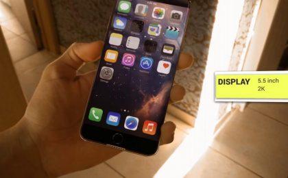 iPhone 7 Plus: il video concept dello smartphone