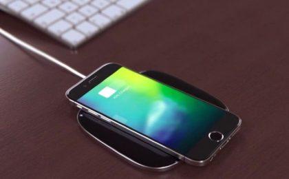 Apple progetta la ricarica wireless per iPhone