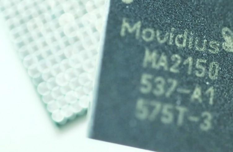 Chip movidius