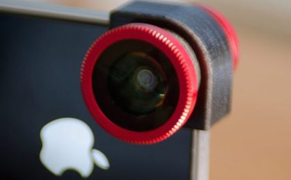 Come fare belle foto con iPhone 6s: 4 accessori consigliati
