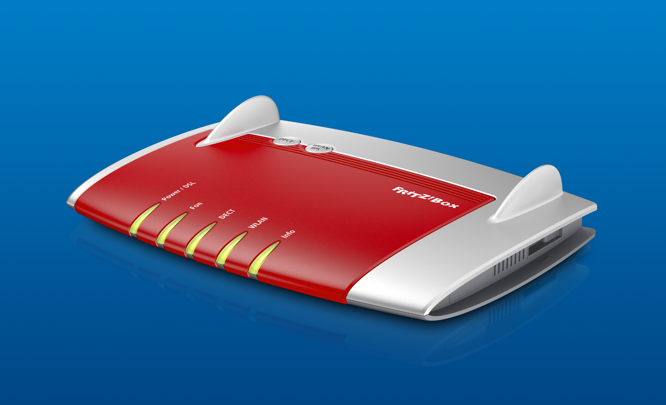 Router per Internet: FRITZ!Box 7430 l'ultra veloce