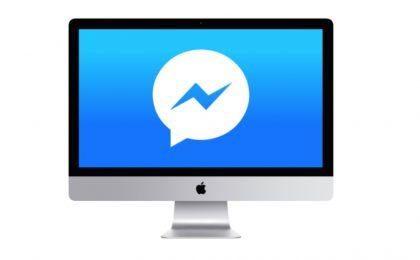 Facebook prepara Messenger per Mac