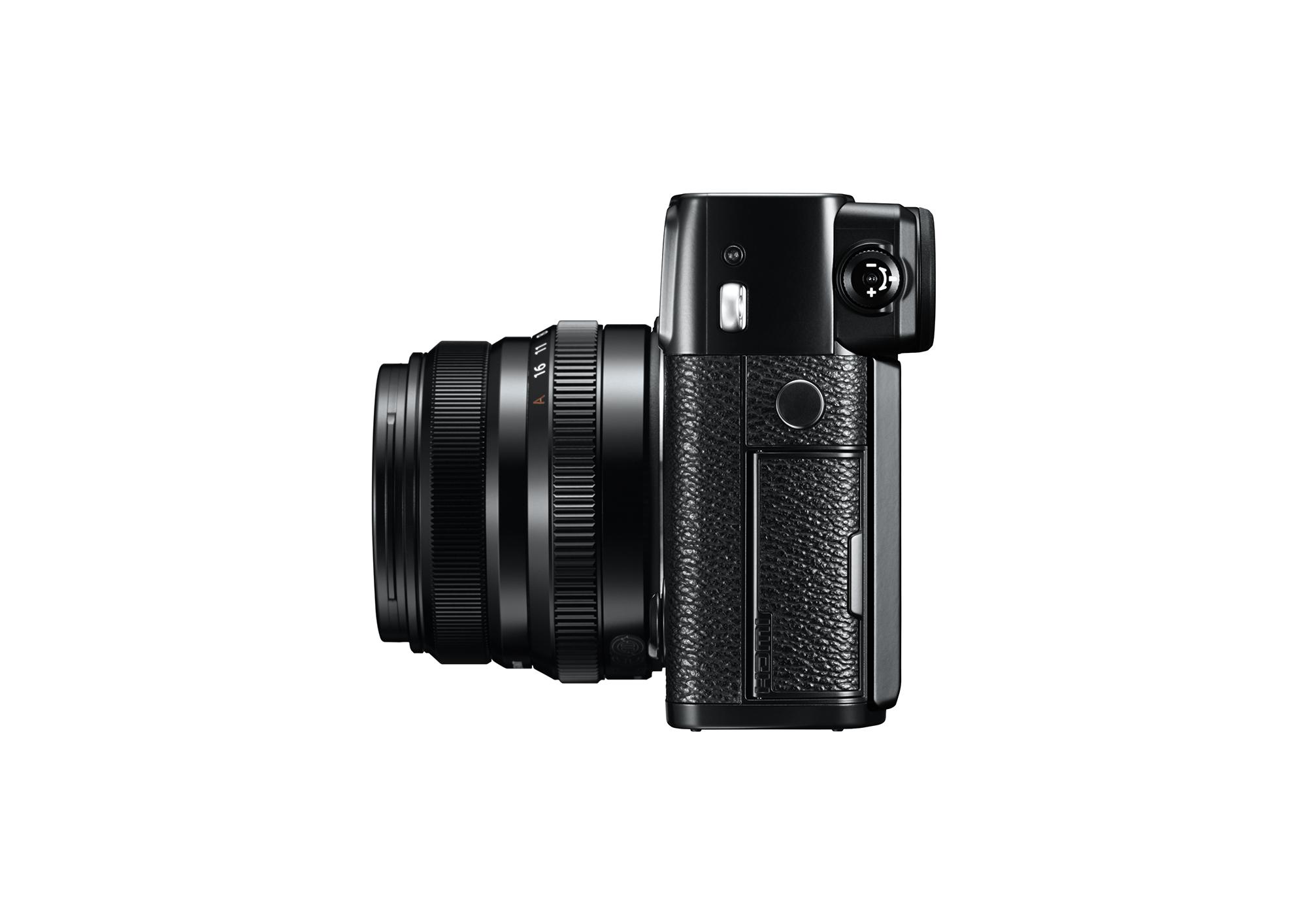 FujiFilm X Pro2 lato destro