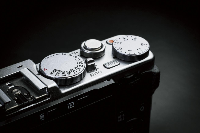 Fujifilm X70_Dial