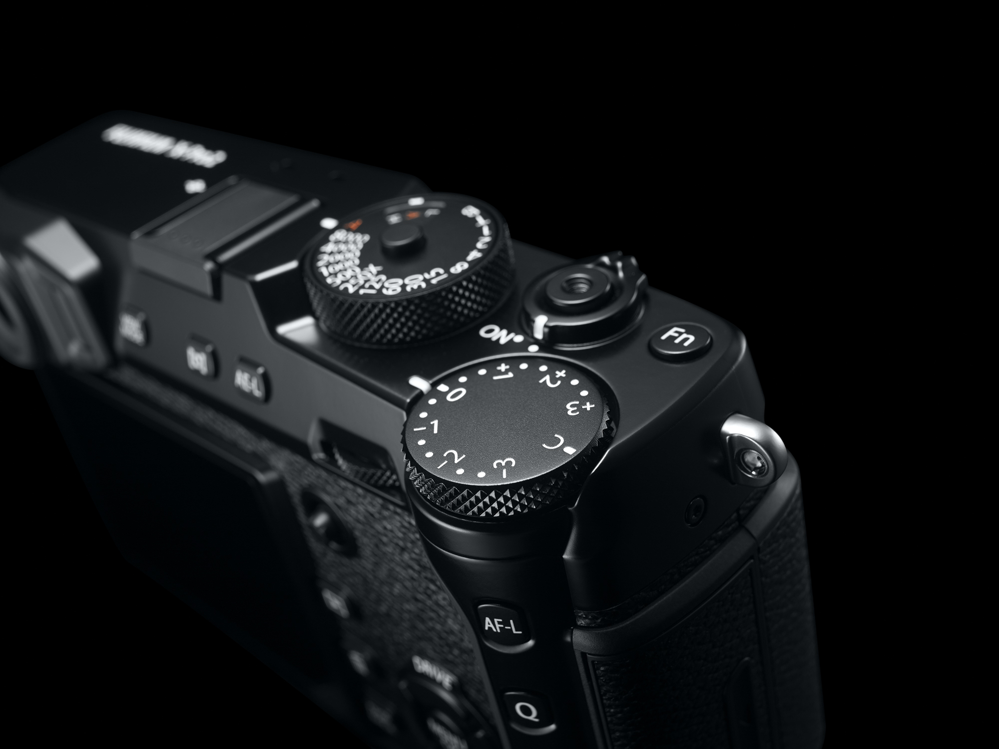 Fujifilm_X Pro2_BK_EV_Conpensation_Dial
