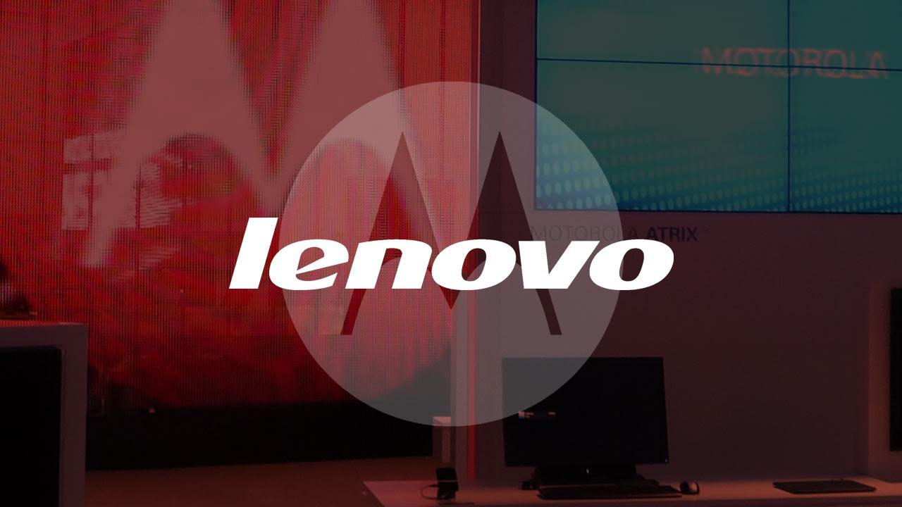 Motorola addio Lenovo
