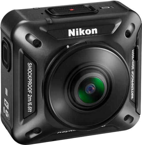 Nikon KeyMission 360, la actioncam panoramica: uscita e scheda tecnica