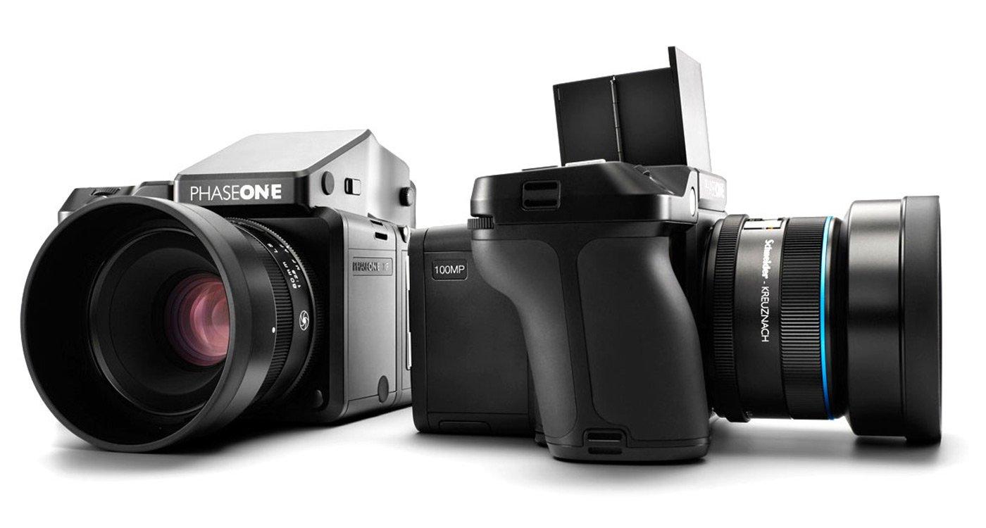 Phase One XF 100MP, fotocamera da 100 megapixel
