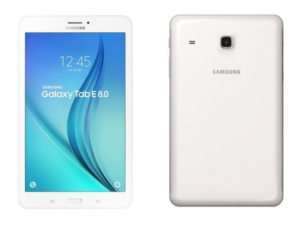 Samsung Galaxy Tab E 8.0: prezzo e scheda tecnica del tablet