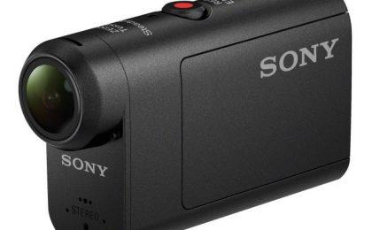 Sony HDR-AS50: scheda tecnica e uscita della actiocam del CES 2016