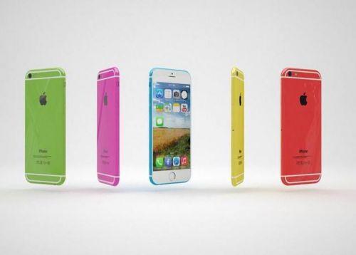 iPhone 6c colori