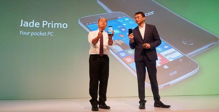 Acer Jade Primo: prezzo e uscita italiani ufficiali, la scheda tecnica