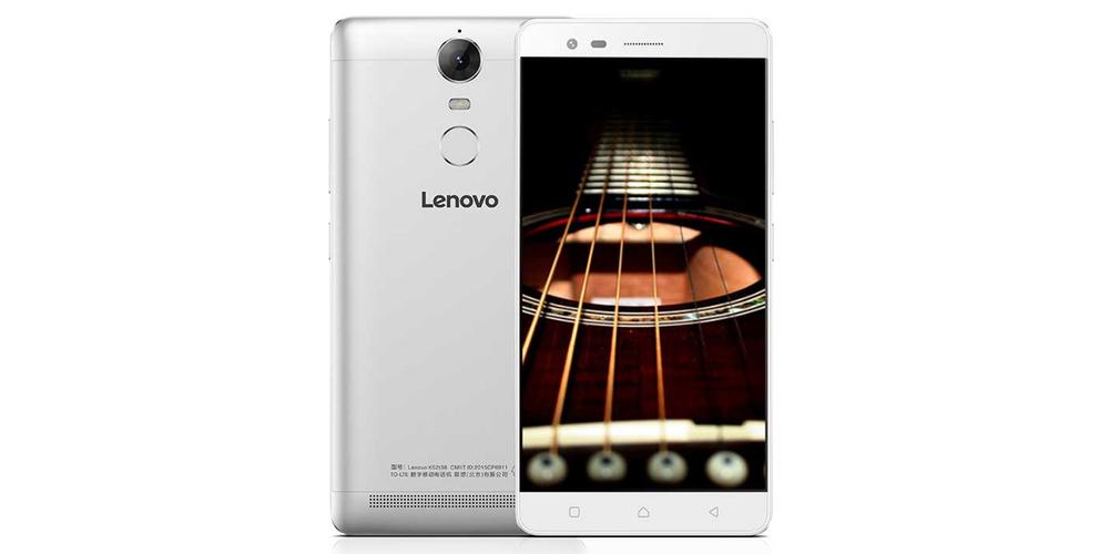 Lenovo K5 Note in uscita con un ottimo rapporto qualità/prezzo