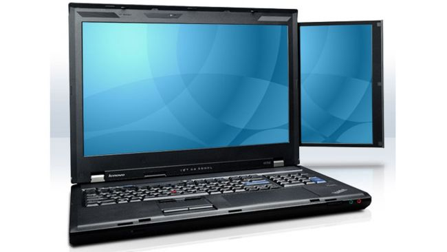 lenovo two screen